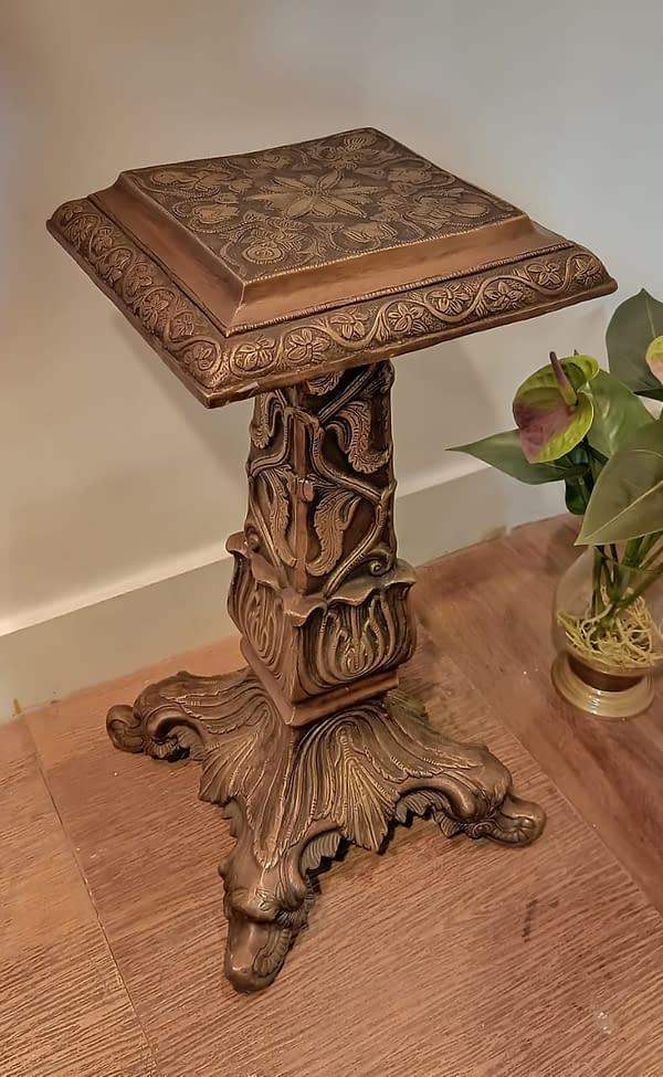 brass corner jardin table5